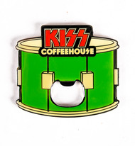 KISS Bottle Opener - KISS Coffeehouse, Peter Drum