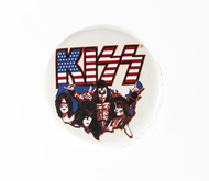 KISS Button - USA