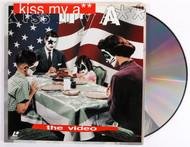KISS Laserdisc Video NTSC - KISS My Ass, (sealed)