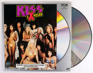 KISS Laserdisc Video NTSC - KISS eXposed, (sealed)