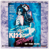 KISS Laserdisc Video NTSC - KISS Meets the Phantom, (open)