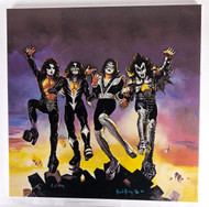 "KISS Canvas Wrap Print - Destroyer, (24"" x 24"")"