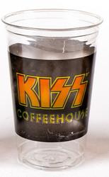 KISS Cup - KISS Coffeehouse, clear