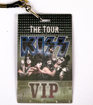 KISS Laminate - The Tour VIP Lenticular