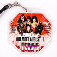 KISS Laminate - Holmdel, August 11, octagon