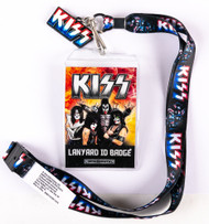 KISS Laminate - Lanyard ID Badge
