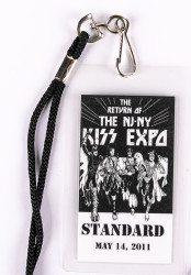 KISS Laminate - NJ KISS Expo, 2011