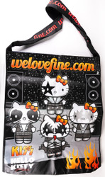 KISS Bag - Jumbo KISS Hello Kitty Promo from We Love Fine
