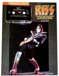 KISS Song Book - Signature Licks, (cassette)