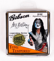 KISS Guitar Strings - Ace Frehley Gibson.