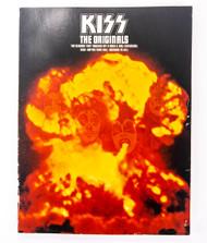 KISS Song Book - Originals, 1977, (detached pages)