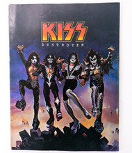 KISS Song Book - Destroyer, (1976)