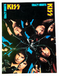 KISS Song Book - Crazy Nights, 8/10