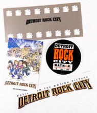 KISS Detroit Rock City Advance Screening Movie Pass
