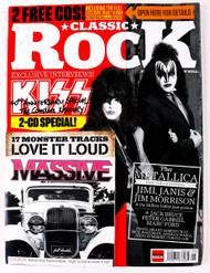 KISS Magazine - Classic Rock May 2014, 2 bonus CDs
