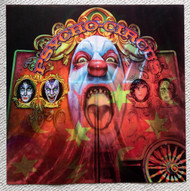 "KISS Poster - Psycho Circus Lenticular, 24"" x 24"""