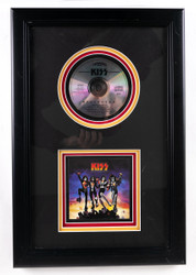 KISS Framed Destroyer CD