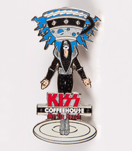 KISS Pin - KISS Coffee House, Ace Cup