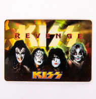 KISS Sticker - Prism, Revenge