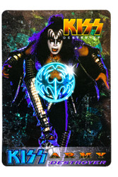 KISS Sticker - Prism, Army Destroyer, Gene