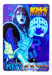 KISS Sticker - Prism, Army Destroyer, Ace