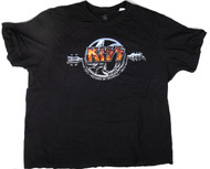 KISS T-Shirt - Decades of Decibels, (size 3XL)