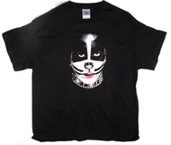 KISS T-Shirt - Peter Criss Head, (size XL)