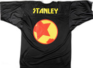 KISS Football Jersey - STANLEY Icon, (size XL)