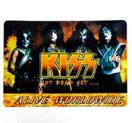 KISS Sticker - Prism Not Dead Yet