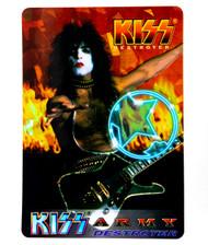 KISS Sticker - Paul Icon