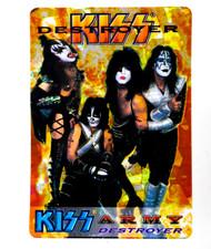 KISS Sticker - Reunion Group
