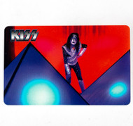 KISS Phone Card,  Ace Pyramid, (expired)