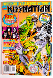 KISS Comic - KISSnation