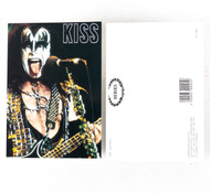 KISS Postcard - Heroes, Gene