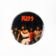 KISS Button - Animalize Group black