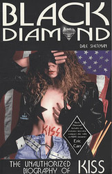 KISS Book - Black Diamond 1