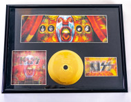 KISS Gold CD - Psycho Circus, (used)