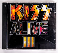 KISS CD - Alive III, signed by Gene, Paul, Eric and Bruce