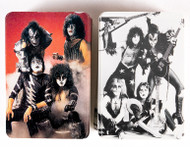 KISS Playing Cards - Unofficial, Pack of 2