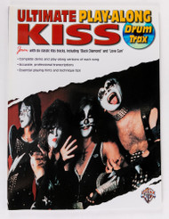 KISS Song Book - Ultimate Play-Along DRUM Trax