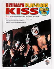 KISS Song Book - Ultimate Play-Along BASS Trax