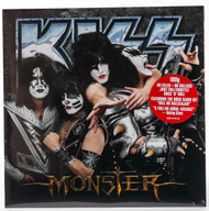 KISS Vinyl Record LP - Monster, KISSteria 180 gram, 2014 pressing, (sealed)