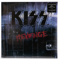 KISS Vinyl Record LP - Revenge, KISSteria 180 gram, 2014 pressing, (sealed)