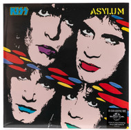 KISS Vinyl Record LP - Asylum, KISSteria 180 gram, 2014 pressing, (sealed)