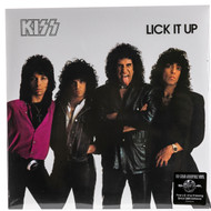 KISS Vinyl Record LP - Lick it Up, KISSteria 180 gram, 2014 pressing, (sealed)