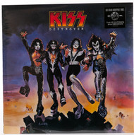 KISS Vinyl Record LP - Destroyer, KISSteria 180 gram, 2014 pressing, (sealed)
