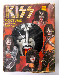 KISS Costume and Mask 1978 - Gene Simmons.