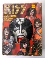 KISS Costume and Mask 1978 - Gene Simmons.