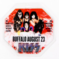 KISS Laminate - KISS Octagon Pass, Buffalo