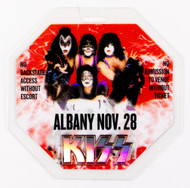 KISS Laminate - KISS Octagon Pass, Albany